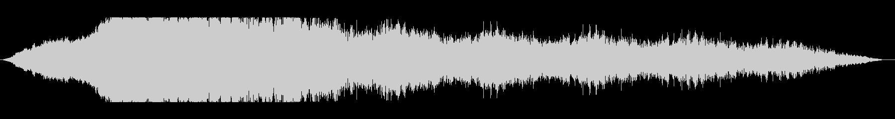 スプラッシュシンボル1ボウModの未再生の波形