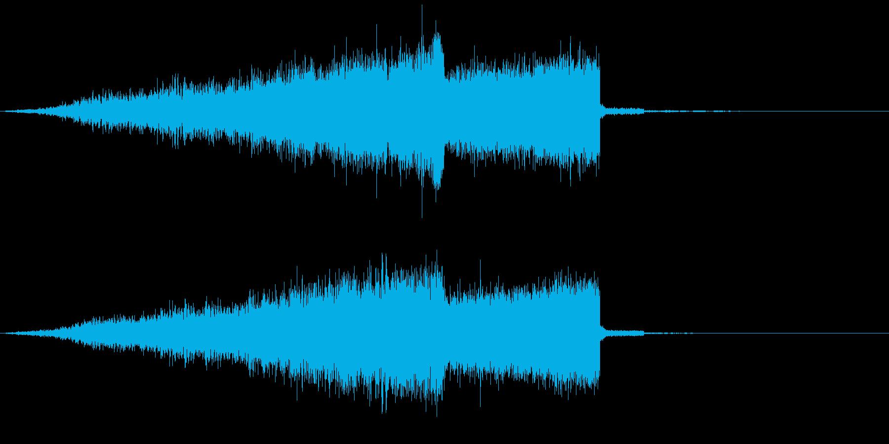 【映画・シネマティック】ライザー_01の再生済みの波形