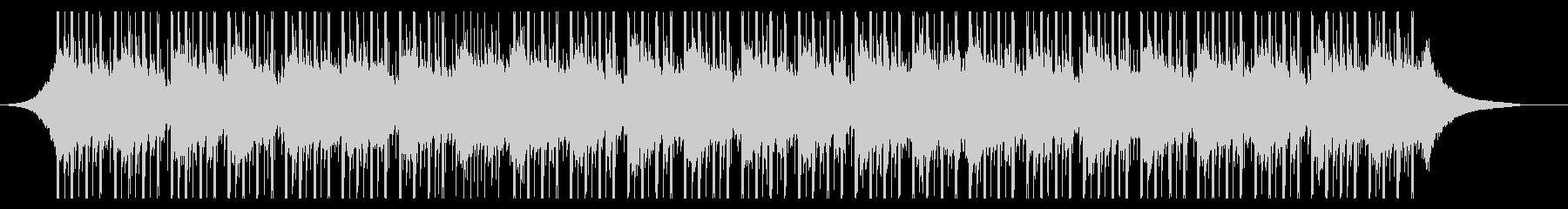 刺激的なインタビュー(60秒)の未再生の波形