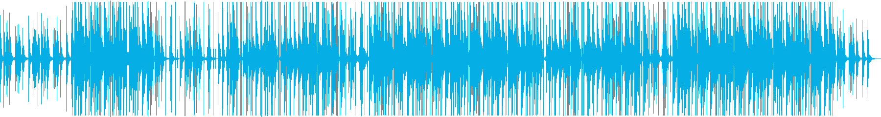 チル おしゃれ ヒップホップの再生済みの波形