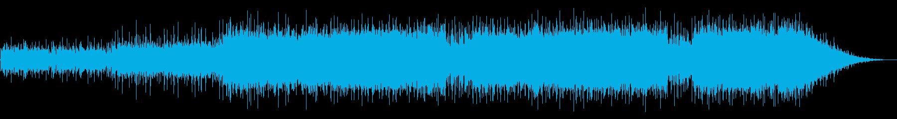 Chill Music 海のやすらぎの再生済みの波形