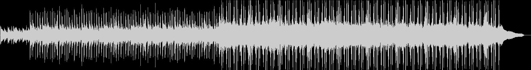 VP系10B、穏やか【メロ抜き】の未再生の波形
