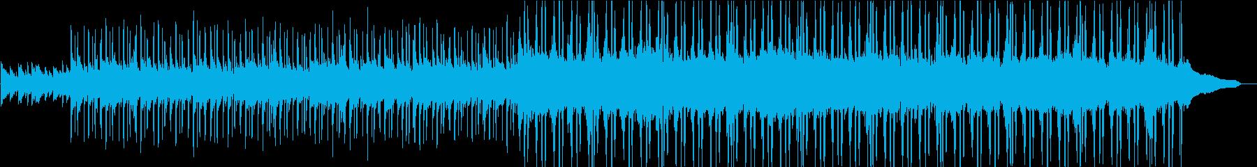 VP系10B、穏やか【メロ抜き】の再生済みの波形
