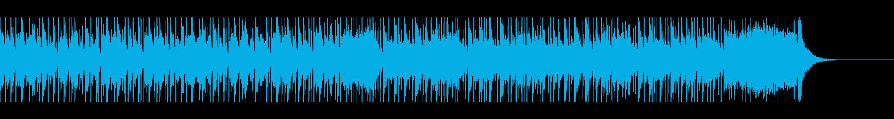 アラビアベリーダンス(45秒)の再生済みの波形
