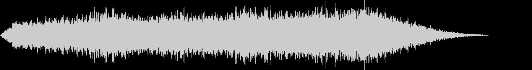 CINEMATIC RISER_29の未再生の波形