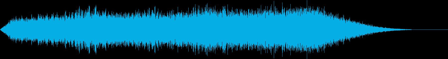 CINEMATIC RISER_29の再生済みの波形
