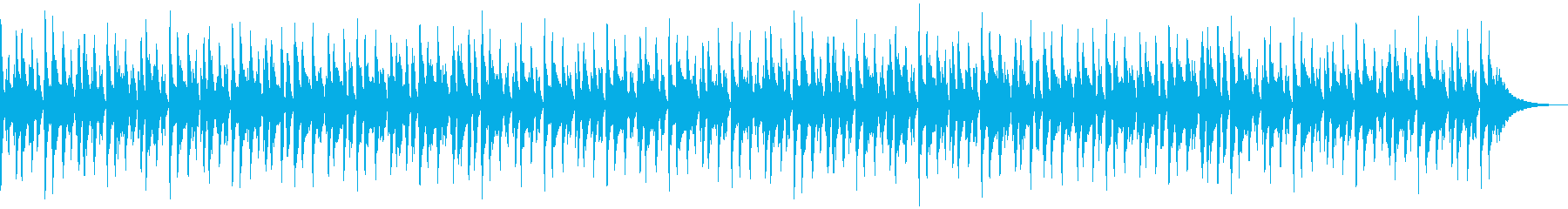 ウクレレ・楽しい・誕生日・ハッピー・口笛の再生済みの波形