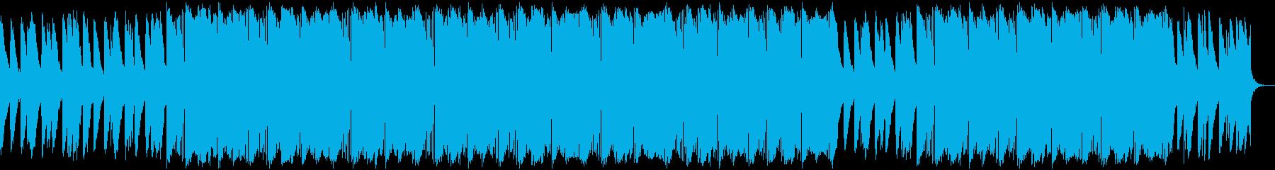 Piano Jazzy Beatの再生済みの波形
