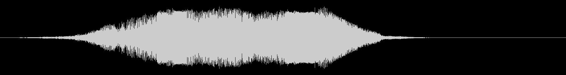 ナスカーレーシング; (3台)、R...の未再生の波形