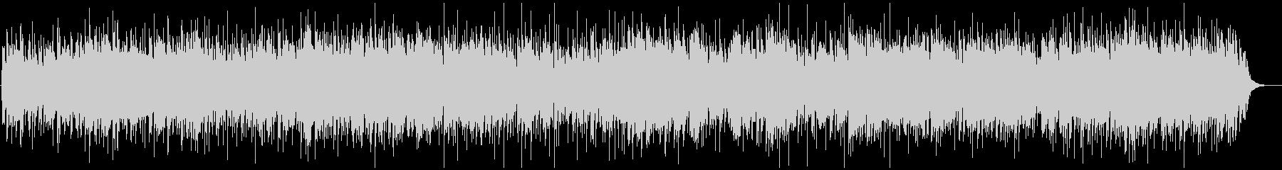 マイナーなモダンカントリーBGMの未再生の波形