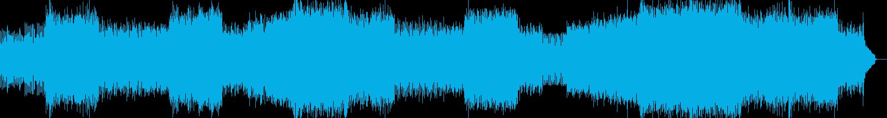 【変拍子】ゴシック少女、オーケストラの再生済みの波形