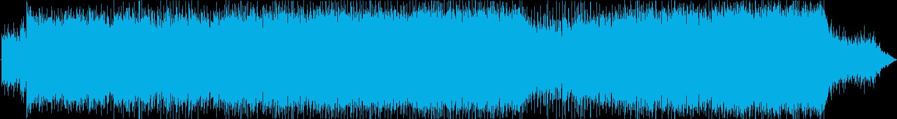 インディーズ ロック ポップ トロ...の再生済みの波形