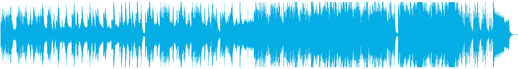 和風なピアノとストリングスの切ない系の再生済みの波形