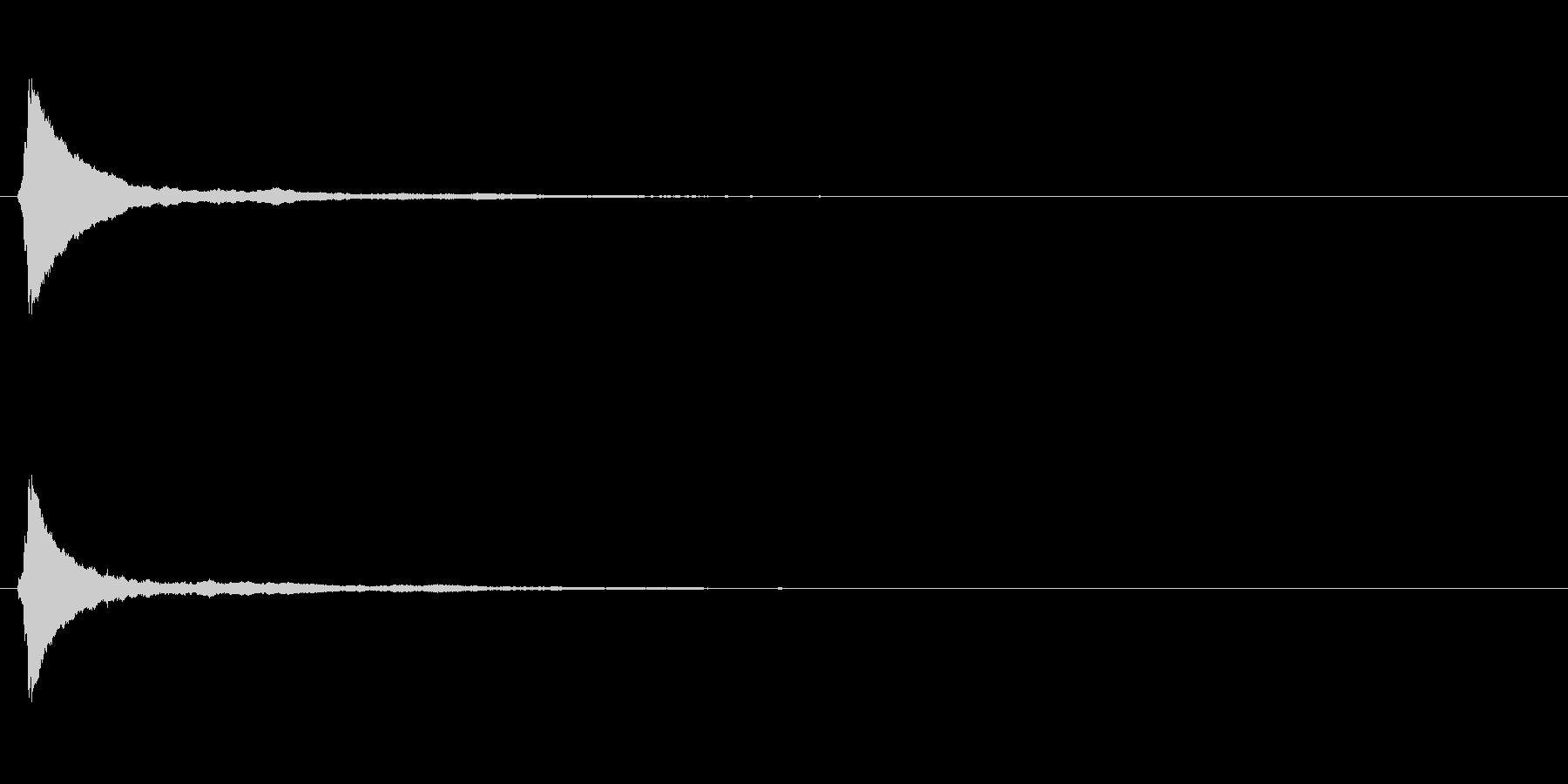 キラキラ系_003の未再生の波形