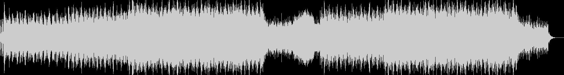 現代的で都会的なシンセミュージック-12の未再生の波形