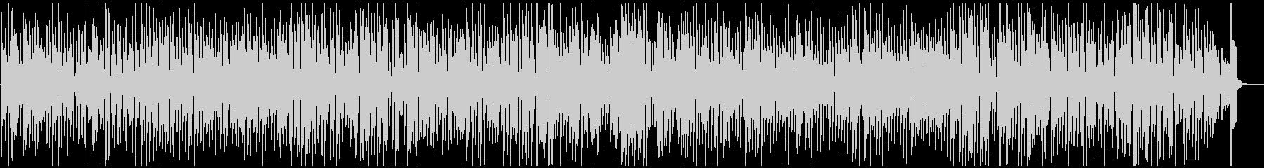 レトロジャズ、牧歌的なジプシースイングの未再生の波形