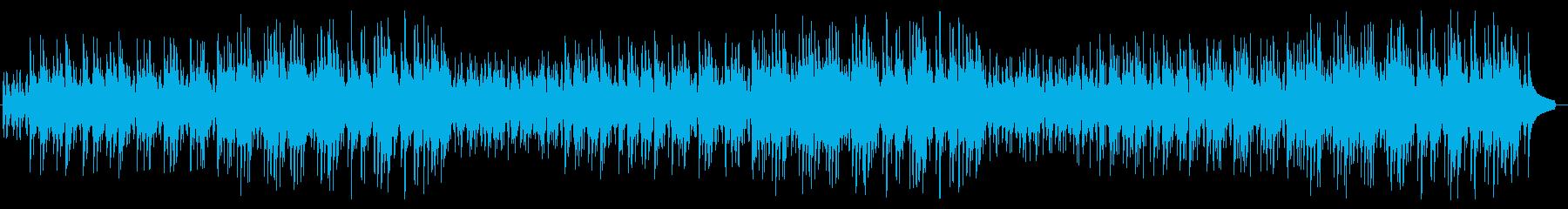 YouTube 鉄琴・ウクレレ・日常の再生済みの波形