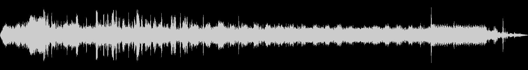 INT:BEEPER、RADIO ...の未再生の波形