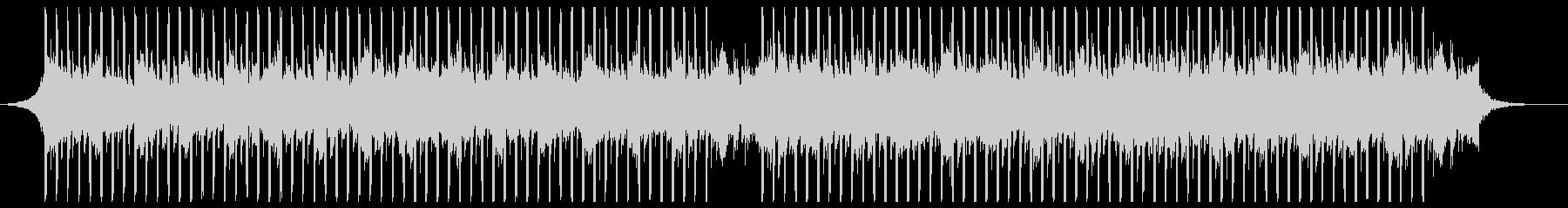 マーケティング(70秒)の未再生の波形