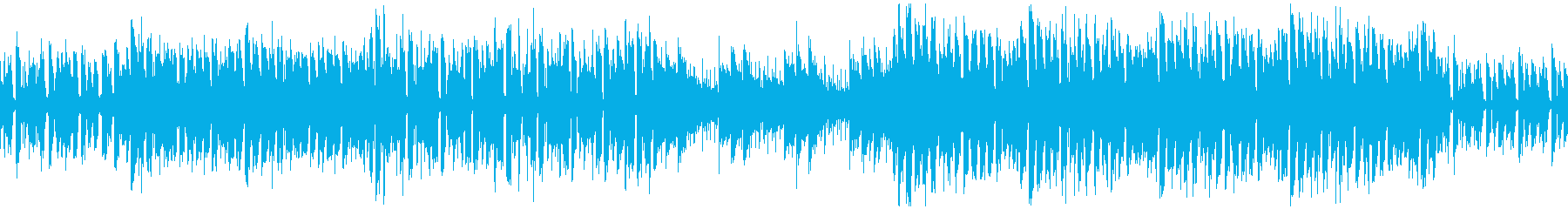 春をイメージした明るいコーポレートBGMの再生済みの波形