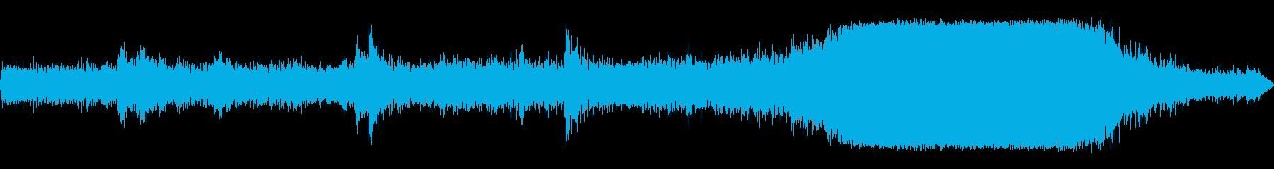 スチールミル、スチールファーネス、...の再生済みの波形