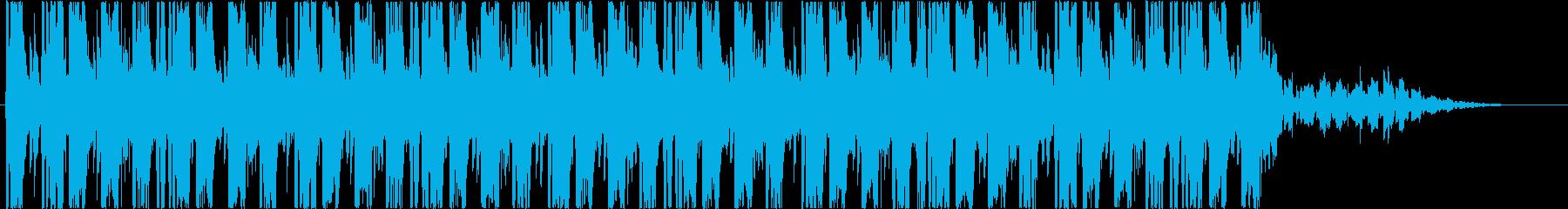 ファンク。 Fusionグルーヴィ...の再生済みの波形