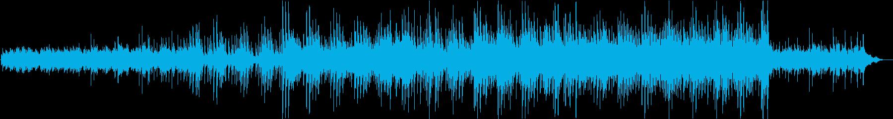 動画 感情的 やる気 ハイテク 気...の再生済みの波形