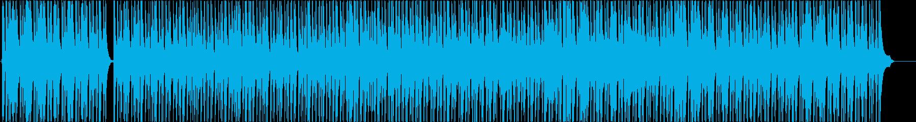 森を元気に行進♪お散歩ウクレレ・日常の再生済みの波形