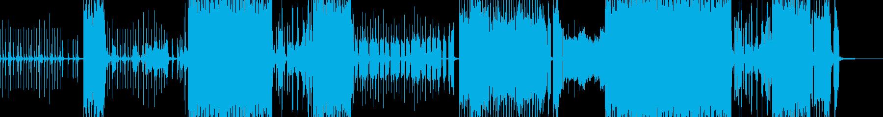 ゆめかわメルヘンなカントリーロック ★の再生済みの波形