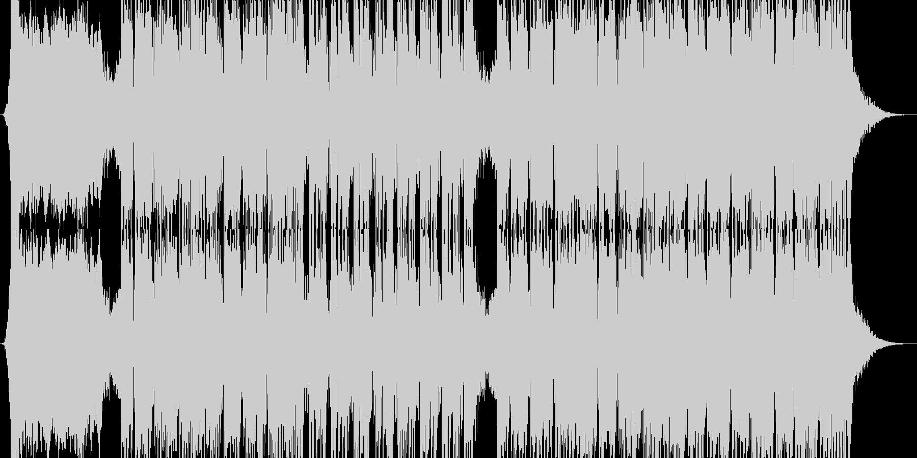 メタル ポップロック 積極的 焦り...の未再生の波形