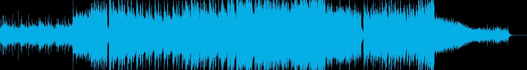 【ベース無し・ドラム無し】エピッ…緊迫の再生済みの波形