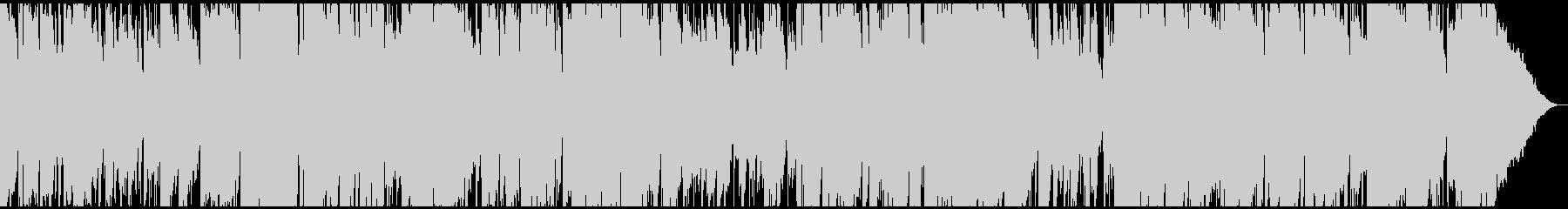 生演奏ソプラノサックスの大人バラードの未再生の波形