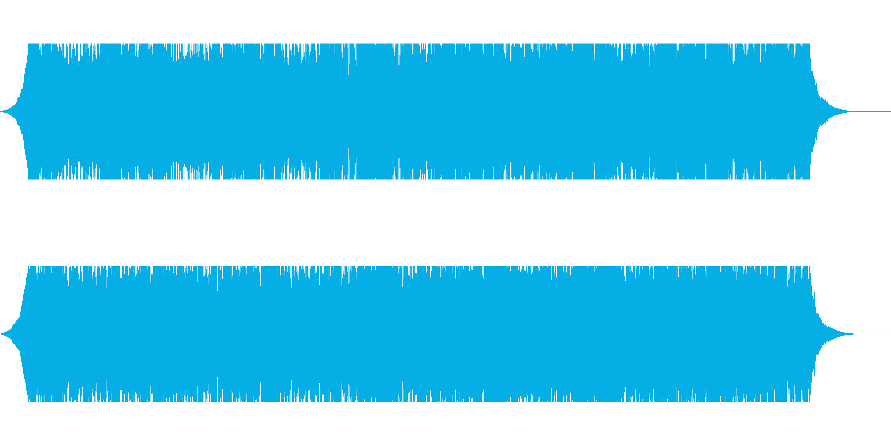 戦略(60秒)の再生済みの波形