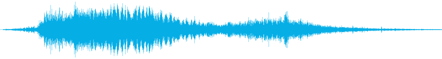 斬撃音!(刀や剣で斬る/刺す効果音)9bの再生済みの波形