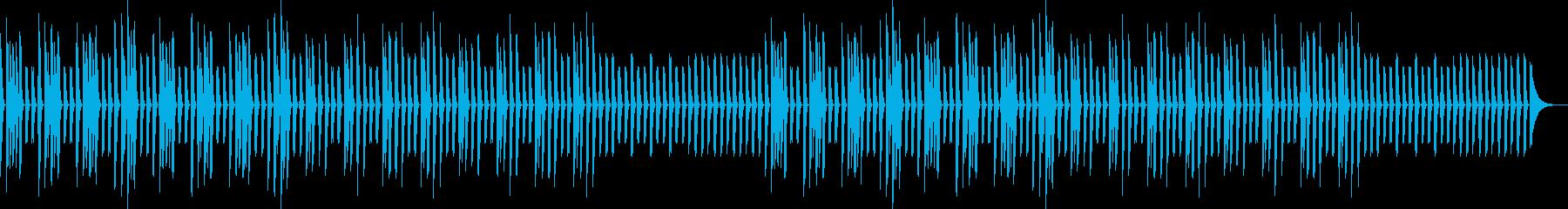 ピアノソロ・日常・トーク・会話の再生済みの波形