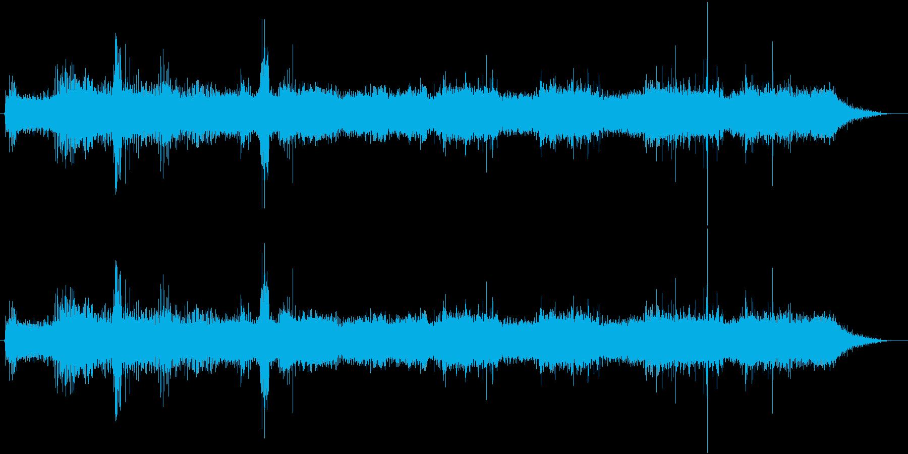 小型の電気ジグソーパズル:開始、合...の再生済みの波形