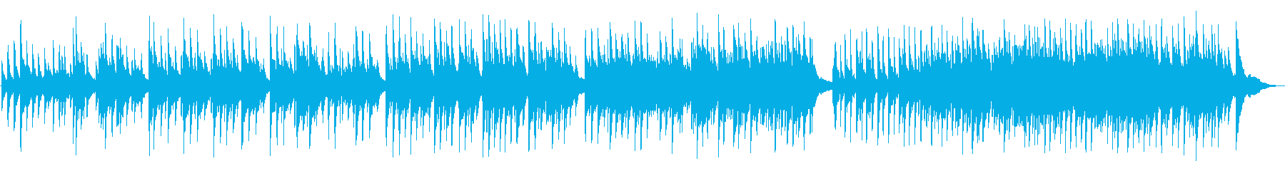 アコーステック センチメンタル 感...の再生済みの波形