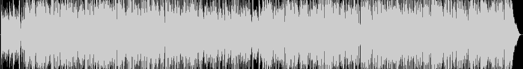 軽いボサノバです、の未再生の波形