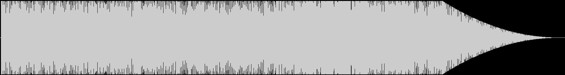 ゲーム【逆転裁判】風:異議あり!2の未再生の波形