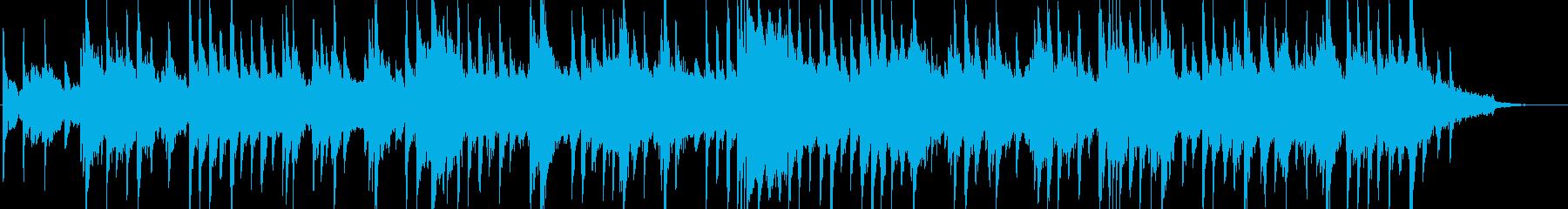 森・海・星-物語を感じる幻想的なBGMの再生済みの波形