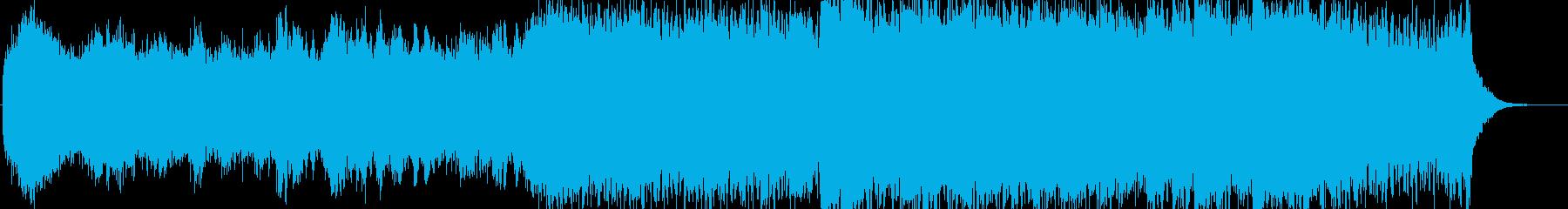 エピック、クラシックの再生済みの波形