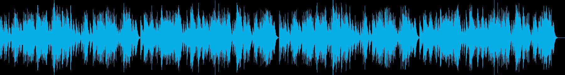 バッハ 「G線上のアリア」オルゴール の再生済みの波形