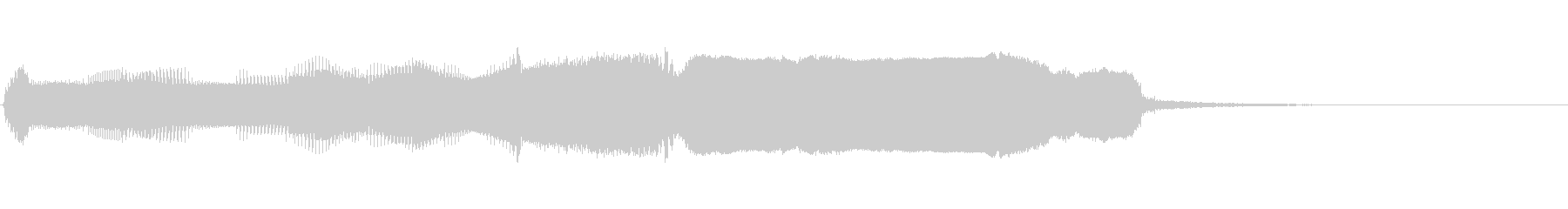 歪んだリック2の未再生の波形