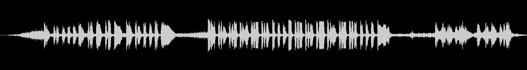 コルネチン0-50を注文するの未再生の波形