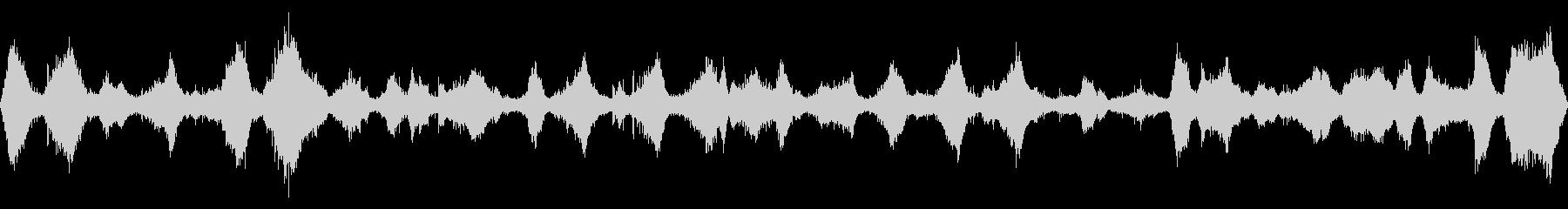 大浜海岸の波の音 12 【徳島】の未再生の波形
