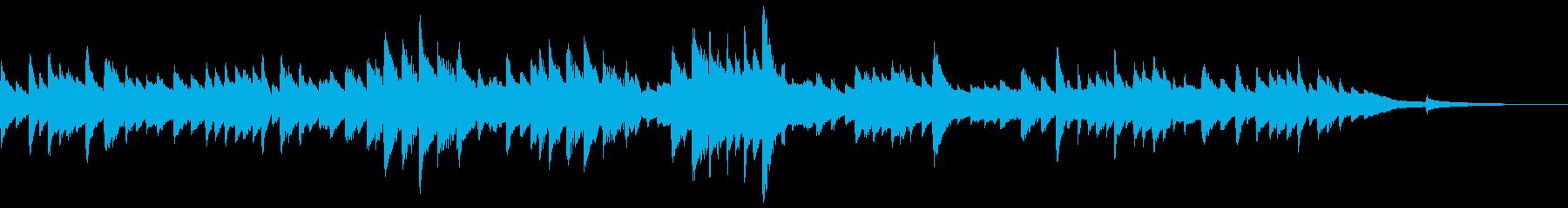 シューマンピアノ有名曲 おねだりする子供の再生済みの波形
