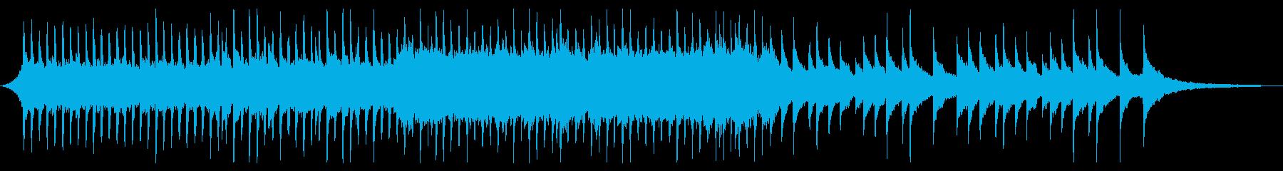 ショートver 希望の光 ピアノ・弦の再生済みの波形