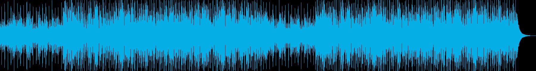 可愛いウクレレ/軽快/ハッピー/ほのぼのの再生済みの波形