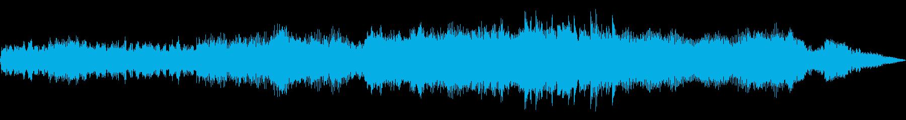 ニュースベッド2の再生済みの波形