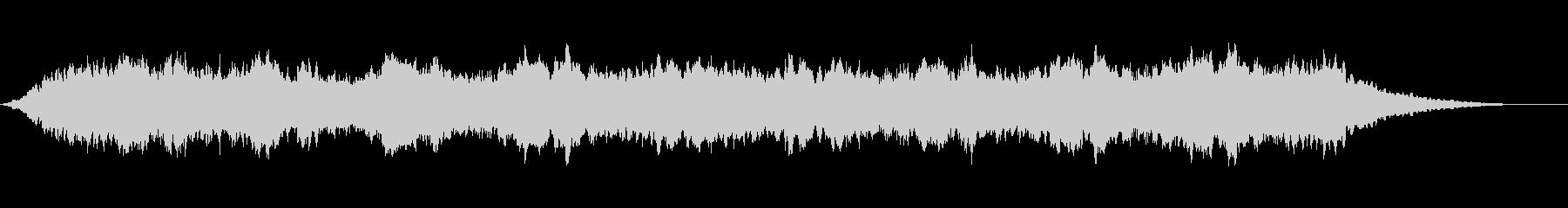 スペースアンビエンス2の未再生の波形